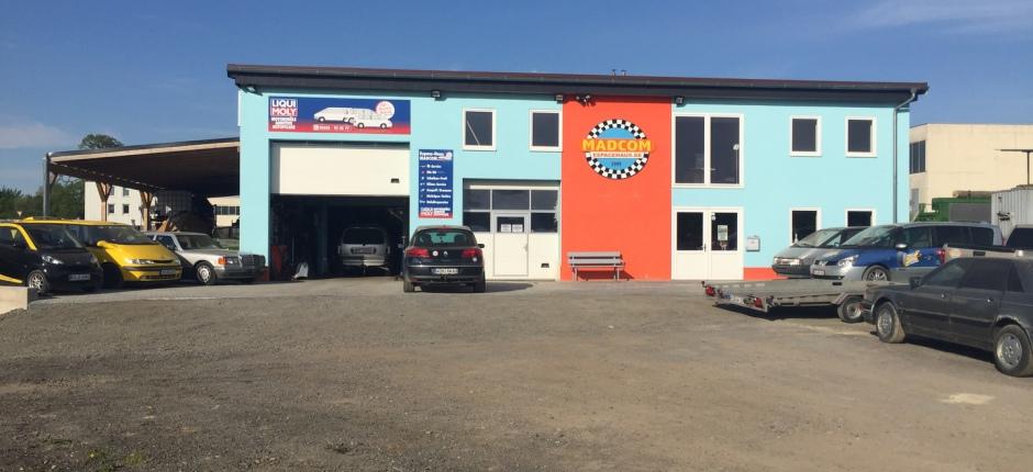 Espacehaus Madcom Naumburg